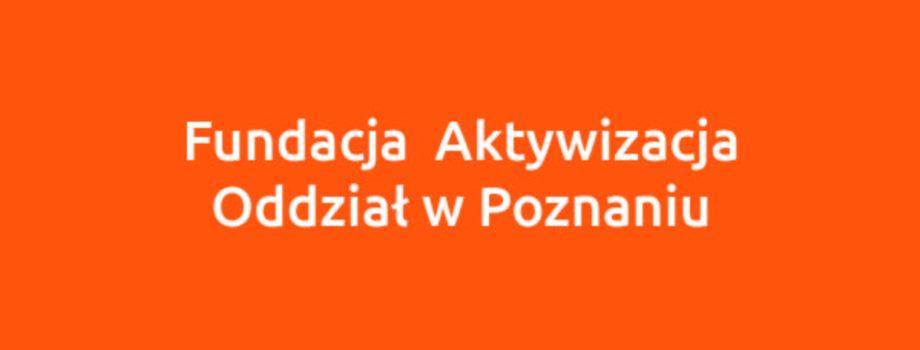 Oddział w Poznaniu chwilowo zawiesza działalność