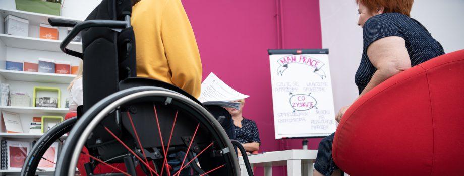 Osoby z niepełnosprawnościami